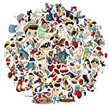 Pinocchio Stickers for Water Bottles 50 Pcs Cute,Waterproof,Aesthetic,Trendy Stickers for Teens,Girls Perfect for Waterbottle,Laptop,Phone,Travel Extra Durable Vinyl