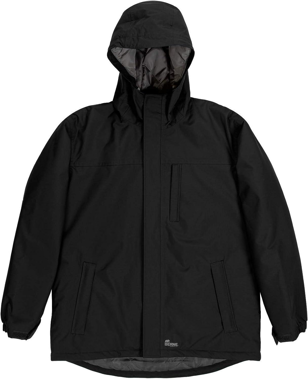 Berne Men's Coastline Limited Max 45% OFF time sale Jacket Waterproof Rain