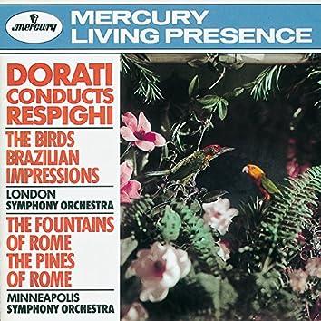 Dorati Conducts Respighi