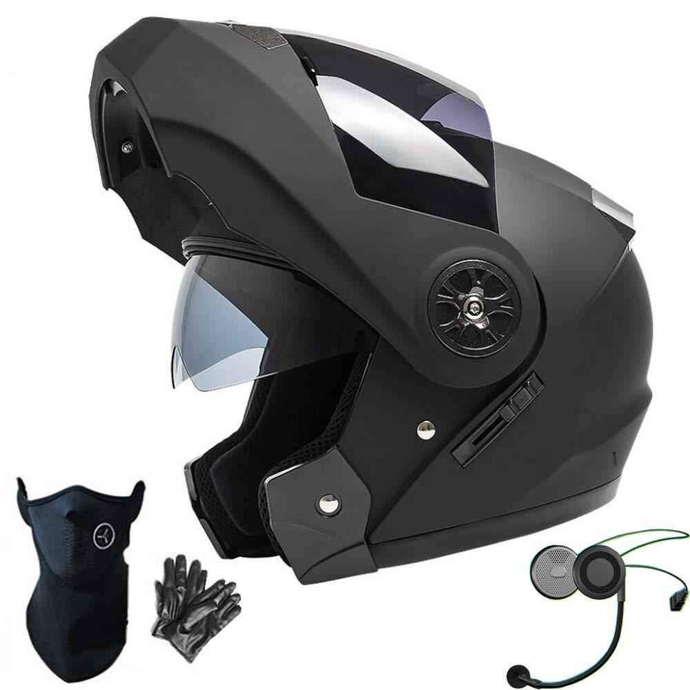 Casco Para Moto Con Bluetooth Integrado Cascos Integral