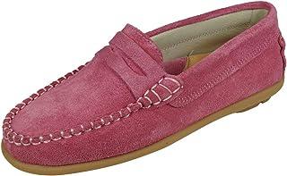 Cool Girls Hadley Chaussures Mocassin en Daim pour Enfants Unisexe Loafer