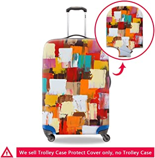 Adults Teenager Travel Suitcase Luggage Bags Dust Protective Cover