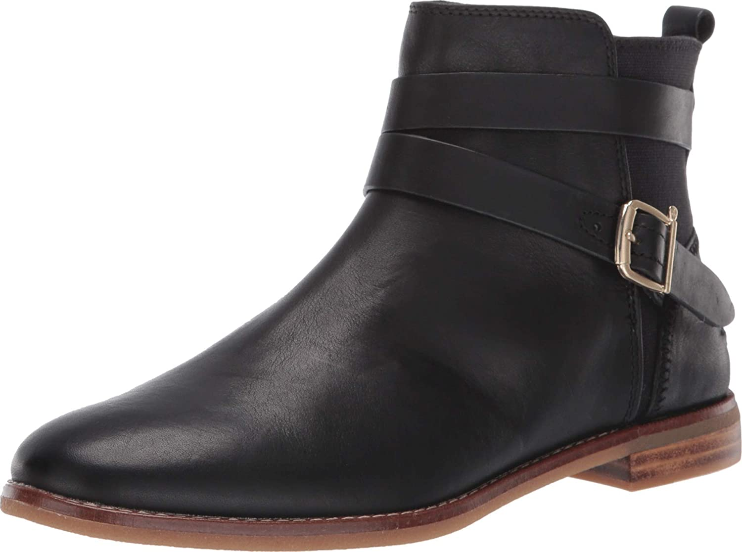 Sperry Women's Ultra-Cheap Deals Seaport Shackle Boots Max 67% OFF Bootie Leather
