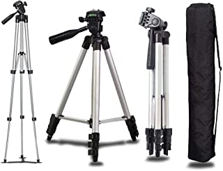 حامل كاميرا ثلاثي بارجل قابلة للتمدد لهواتف الموبايل ايفون وسامسونج [BTX-6]