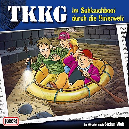 127 - Im Schlauchboot durch die Unterwelt (Teil 29)