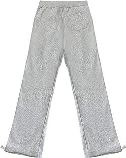 Ralph Lauren Polo Mens Fleece Athletic Pants (Large, Grey Heather)