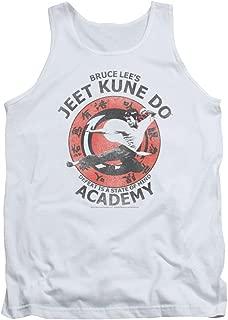 Bruce Lee Martial Arts Jeet Kune Adult Tank Top Shirt