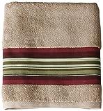 SKL Home by Saturday Knight Ltd. Madison Stripe Bath Towel, Red