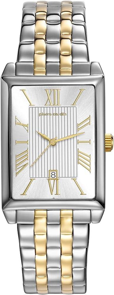 Pierre cardin,orologio da donna,in acciaio inossidabile PC107212F14