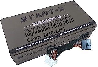 $189 » Start-X Remote Start Kit for Highlander 2010-2013 & Camry 2010-2011, G Key Only || Plug N Play