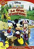 La Casa de Mickey Mouse: La gran excursión [DVD]