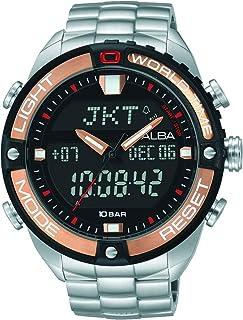 البا ساعة انالوج-رقمي للرجال - AZ4038X
