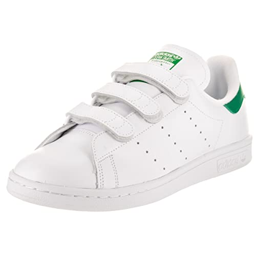 new styles 16a6d dd299 adidas Stan Smith Velcro: Amazon.com