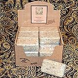 Case of 18 Pre de Provence Mint Leaf 150 gram shea butter large soap bars