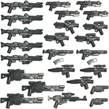 in schwarz kompatibel mit LEGO Figuren DC17 1x Little Arms