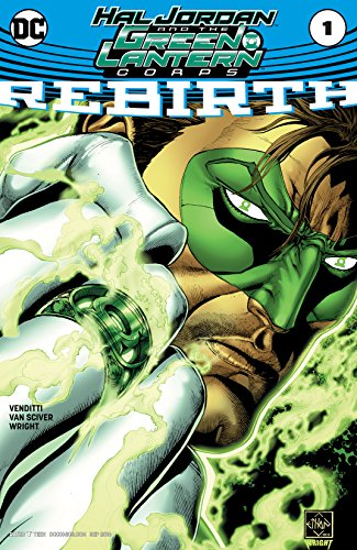 Hal Jordan and The Green Lantern Corps: Rebirth (2016) #1 (Hal Jordan and the Green Lantern Corps (2016-2018))
