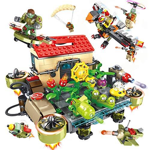 Lecombattono blocchi da costruzioneblocchi da costruzione giocattolo