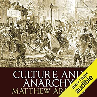 Culture and Anarchy cover art