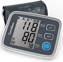 CocoBear Blood Pressure Monitor Upper Arm Digital Automatic BP Monitor for Home Use, 2 *..