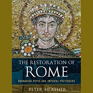 The Restoration of Rome cover art