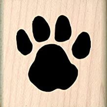 Stamps by Impression ST 0531 Paw Rubber Stamp