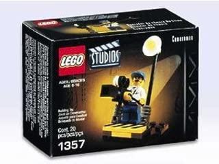 Lego Studios Building Set Movie Cameraman (1357)