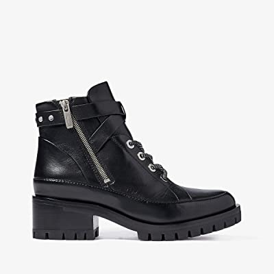 3.1 Phillip Lim Hayett 50mm Lace-Up Boot (Black) Women