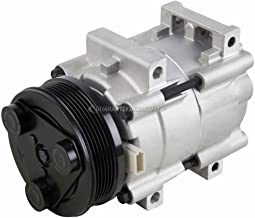 AC Compressor & A/C Clutch For Ford Taurus Mercury Sable 2001 2002 2003 2004 2005 2006 2007 - BuyAutoParts 60-01678NA NEW