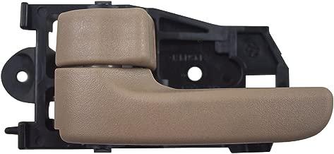 Drivers Inside Inner Tan Door Handle Replacement for Toyota Van 69206AA010B0 AutoAndArt