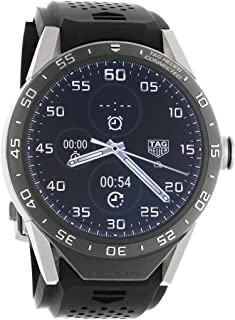 tag heuer connected modular 45 titanium smartwatch