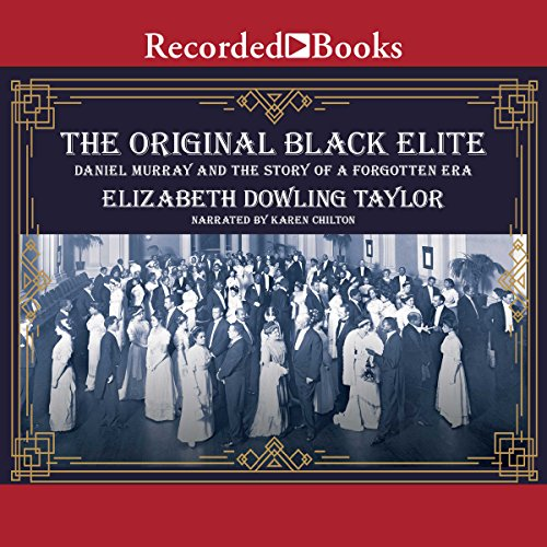 The Original Black Elite audiobook cover art