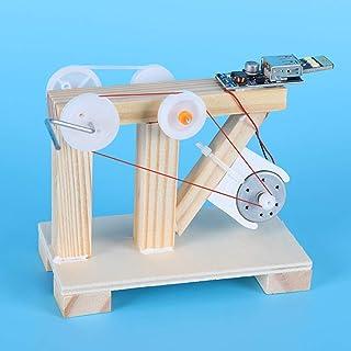 لعبة تعليمية، هدية موديل تجريبي، مجموعة من المواد المولدة الكهربائية من الأعمال اليدوية، ألعاب العلوم والتقنية والهندسة وا...