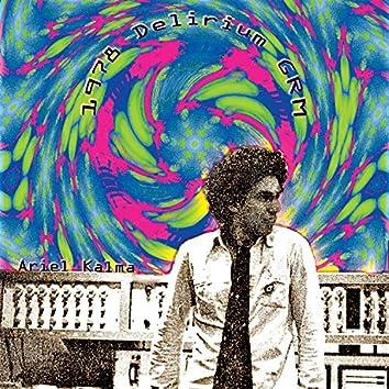 1978 Delirium Grm - Strange Mixes & Other Goodies