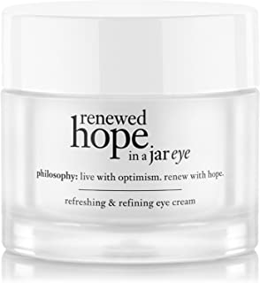 Philosophy renewed hope in a jar eye - 0.5 oz