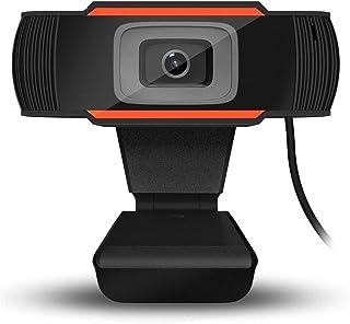 غطاء كاميرا الويب 1080P 720p 480p HD Webcam With Microphone Rotatable Desktop Webcam Video Camera For Computer Cam Video R...