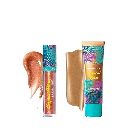 Revlon x Ashley Graham Tropical Vibes Makeup Kit in Tropical Heat