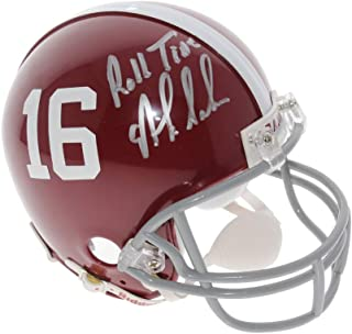 71267243 Amazon.com: Coach Nick Saban - Helmets / Sports: Collectibles & Fine Art