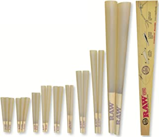 RAW 20 Stage RAWket Launcher - 20 Cones 7 Different Sizes with RPD Wristband