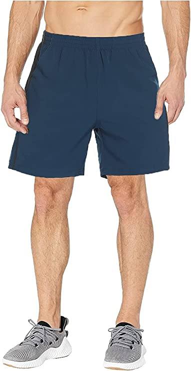 COOrun Mens Shorts Athletic with Pockets Quick Dry Short Shorts 7 inch Inseam