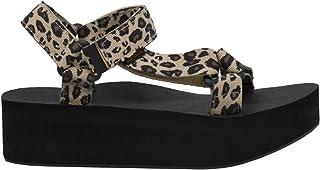 Women's Sassy Yoga Mat Platform Sandal with +Comfort