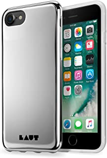 LAUT - HUEX METALLICS for iPhone 8 & iPhone 7 & iPhone 6s/6 (Silver)