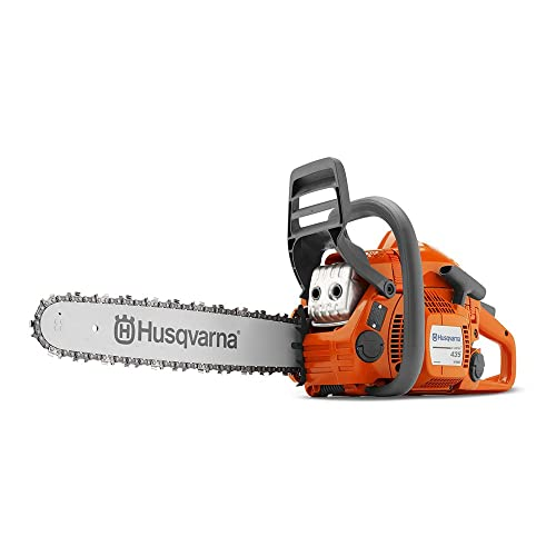 Chainsaw Gas Husqvarna: Amazon com