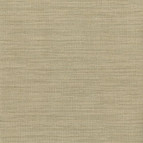 Warner 2741-6068 Giana Horizontal Silk Wallpaper, Light Brown