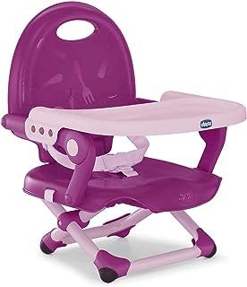 Chicco - Elevador para silla Pocket Snack 2.36 kg Violetta