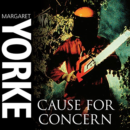 Cause for Concern audiobook cover art