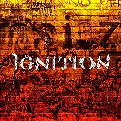 GYROAXIA「IGNITION」のCDジャケット