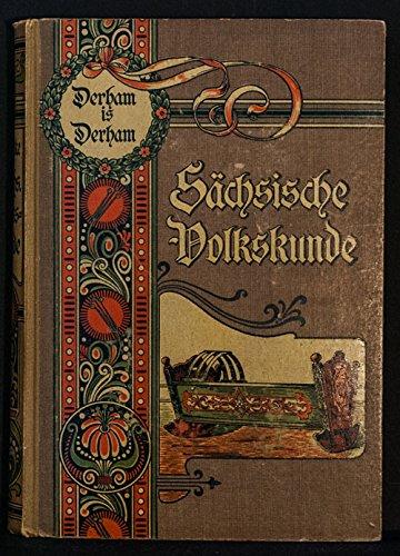 Sächsische Volkskunde