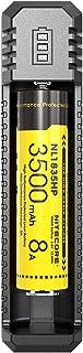 Nitecore Unisex – vuxen USB Ui1-laddare, flerfärgad
