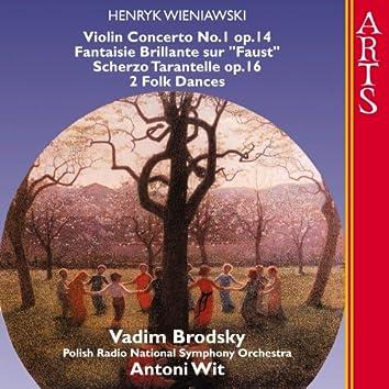 Wieniawski: Violin Concerto No. 1 Op. 14