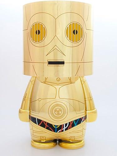 Star Wars 599386031 - Lampara c3po 25cm